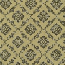 Coffee Drapery and Upholstery Fabric by Kasmir