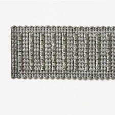 Tape Braid Grey Trim by Pindler