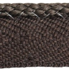 Cord With Lip Grey/Brown Trim by Threads