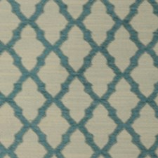 Aqua Pearl Drapery and Upholstery Fabric by RM Coco