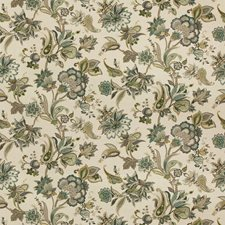 Grape Botanical Drapery and Upholstery Fabric by Kravet