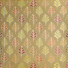 Brown/Creme/Beige Contemporary Drapery and Upholstery Fabric by JF