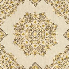 Turmeric Diamond Drapery and Upholstery Fabric by Kravet