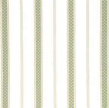 Pale Aqua Stripes Drapery and Upholstery Fabric by Parkertex