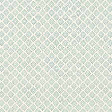 Aqua Diamond Drapery and Upholstery Fabric by Baker Lifestyle
