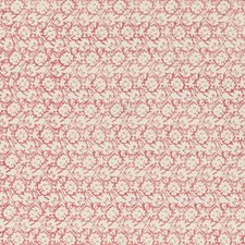 Fuchsia Print Drapery and Upholstery Fabric by Baker Lifestyle