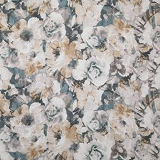 Bluestone Print Drapery and Upholstery Fabric by Pindler