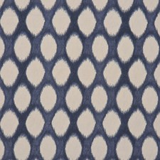 Blue Jay Drapery and Upholstery Fabric by RM Coco