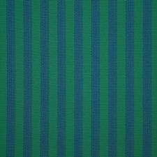 Peacock Stripe Drapery and Upholstery Fabric by Pindler
