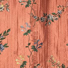Apricot Drapery and Upholstery Fabric by Scalamandre