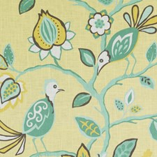 Canary Birds Drapery and Upholstery Fabric by Duralee