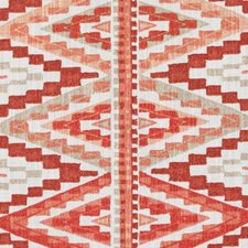 Red/clay Drapery and Upholstery Fabric by Duralee