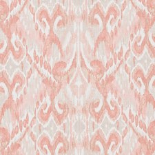 Blush Ethnic Drapery and Upholstery Fabric by Duralee