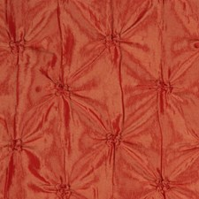 Burnt Orange Drapery and Upholstery Fabric by RM Coco