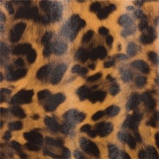 Orange/Black Animal Skins Drapery and Upholstery Fabric by Kravet