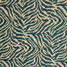 Tealbay Drapery and Upholstery Fabric by RM Coco