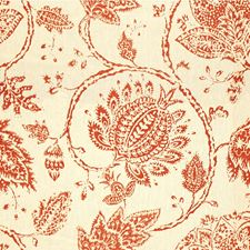 Poppy Jacobeans Drapery and Upholstery Fabric by Kravet