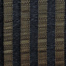 Gold/Black Drapery and Upholstery Fabric by Scalamandre