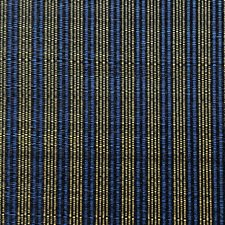 Blue/Gold Drapery and Upholstery Fabric by Scalamandre