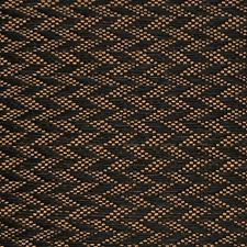 Brown/Black Drapery and Upholstery Fabric by Scalamandre