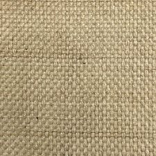 Natural Linen/White Drapery and Upholstery Fabric by Scalamandre