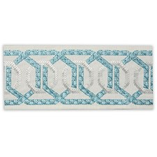 Tape Braid Aqua Trim by Pindler