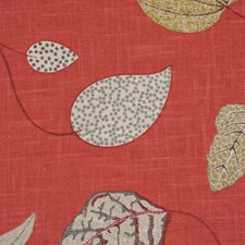 Rouge Drapery and Upholstery Fabric by RM Coco