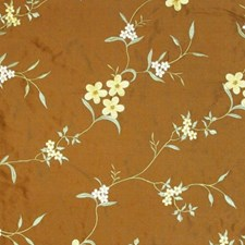 Antique Copper Drapery and Upholstery Fabric by RM Coco