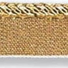 Cord With Lip Gold Trim by Kravet