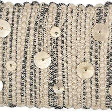 Braids Platinum Trim by Kravet