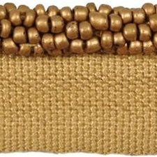 Cord With Lip Fools Gold Trim by Kravet