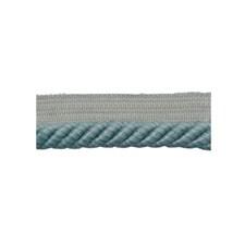 Cord With Lip Aqua Trim by Brunschwig & Fils