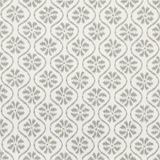 Smoke Botanical Drapery and Upholstery Fabric by Kravet