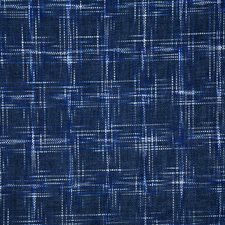 Denim Check Drapery and Upholstery Fabric by Pindler