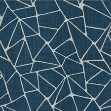 Teal Modern Drapery and Upholstery Fabric by Kravet