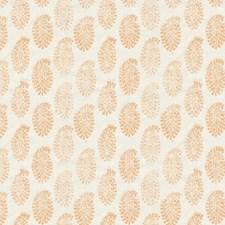 Kumquat Paisley Drapery and Upholstery Fabric by Kravet