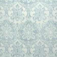 Sky Damask Drapery and Upholstery Fabric by Kravet