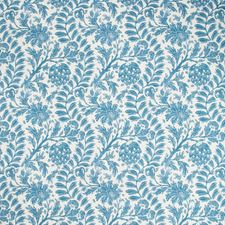 Cornflower Botanical Drapery and Upholstery Fabric by Kravet