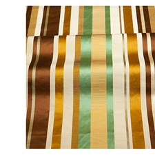 Caramel Mint Drapery and Upholstery Fabric by Scalamandre