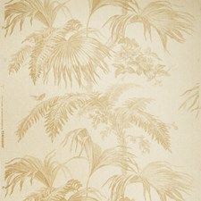Pecan On Natural Wallcovering by Stroheim Wallpaper