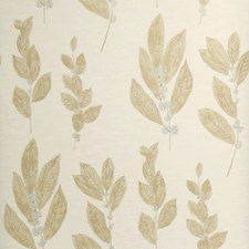 Ivory Floral Wallcovering by Stroheim Wallpaper
