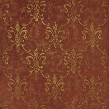 Persimmon Historic Reproduction Wallcovering by Stroheim Wallpaper