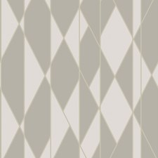 Grey and White Print Wallcovering by Cole & Son Wallpaper