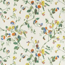 Autumnal Mul/Crm Print Wallcovering by Cole & Son Wallpaper