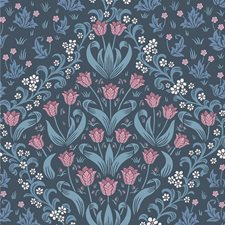 Fs/Cblu/Midn Botanical Wallcovering by Cole & Son Wallpaper
