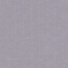Pinstripe White on Grey Wallcovering by Phillip Jeffries Wallpaper
