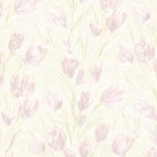 Lavender Traditional Wallpaper Wallcovering by Brewster