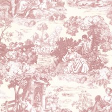Rose Wallcovering by Brewster