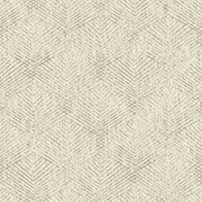 Green Geometric Wallcovering by Brewster