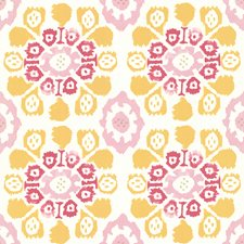 Yellow Retro Wallpaper Wallcovering by Brewster